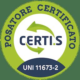 posatore certificato